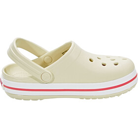 Crocs Crocband Clogs Niños, stucco/melon